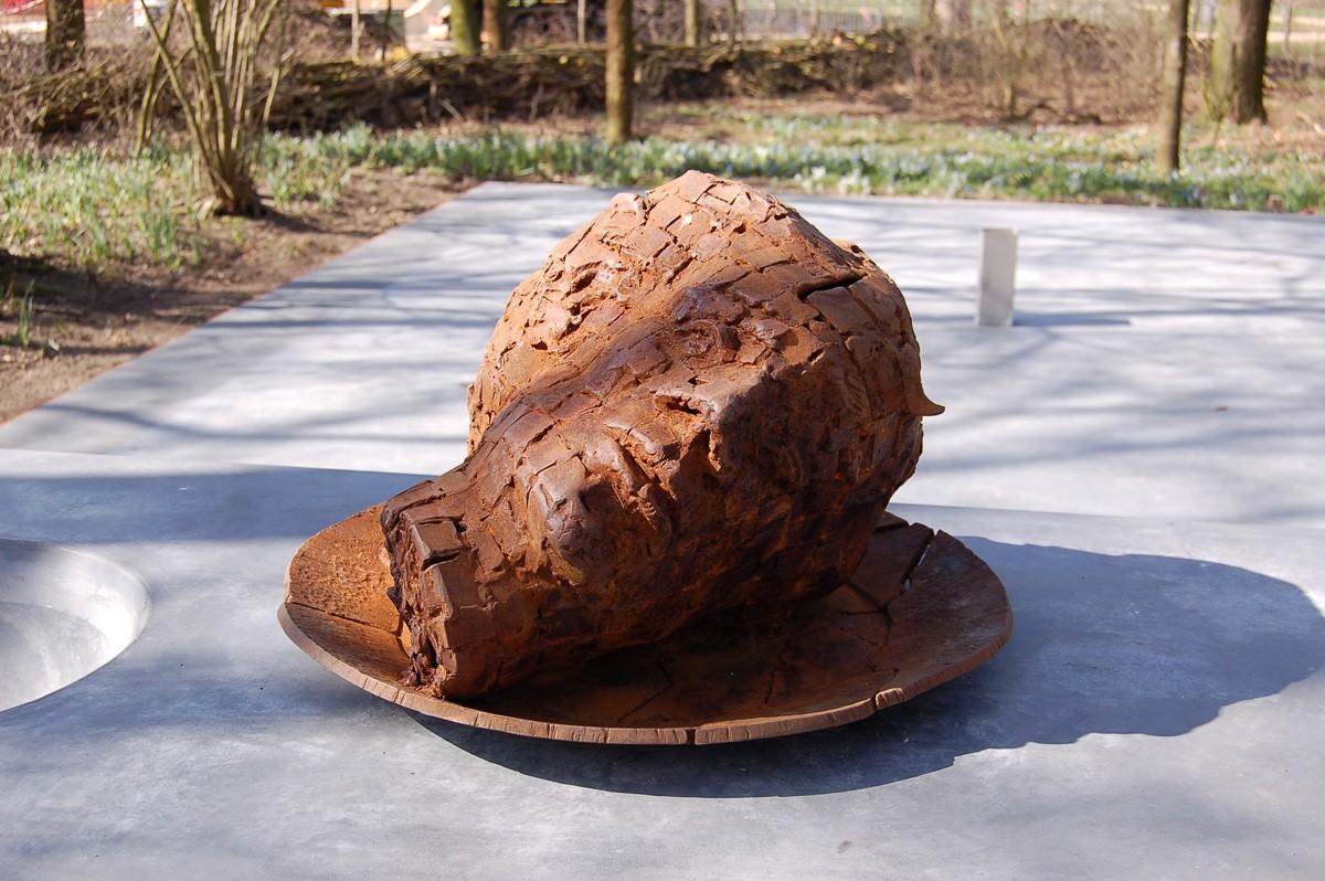 Buitenbeeld in opdracht Johannes de Doper Floriade Venlo 2012 02
